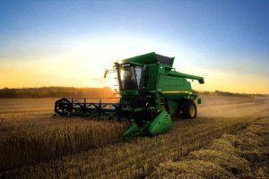 Различные виды сельхозтехники