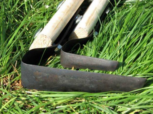 Плоскорезы — современные ручные садовые инструменты