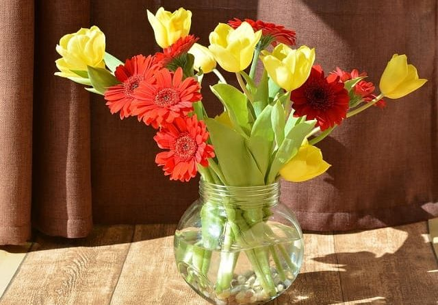Букет цветов: как сохранить свежесть надолго