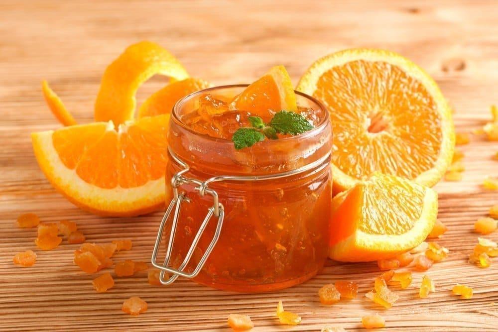 Джем из апельсинов на зиму