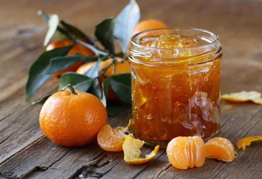 Варенье из мандаринов на зиму