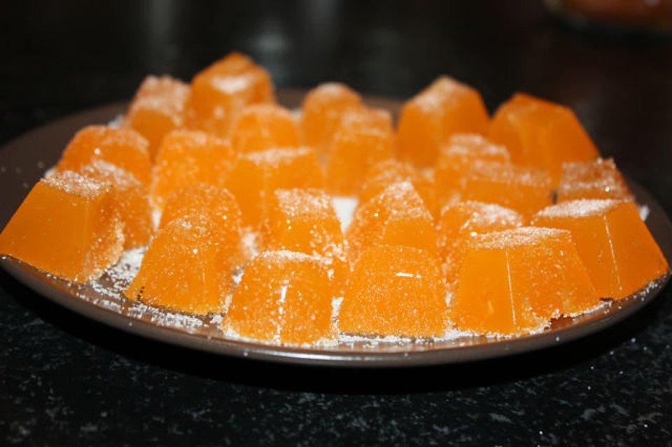Цитрусовый мармелад из апельсинов или мандаринов